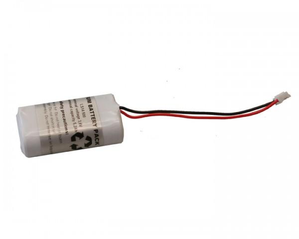 Batteriepack Lithium 3,6V 5200mAh für CR-4148 Notifier Sicherheitssysteme