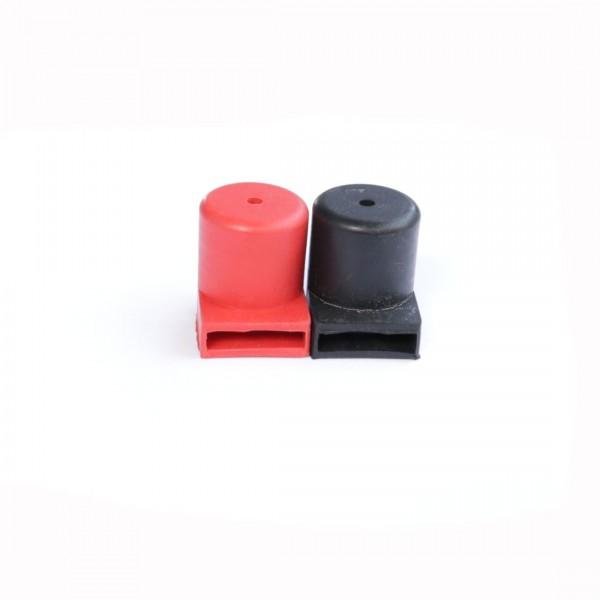 Polkappen Paar für Flachverbinder F14 klein bis 17mm