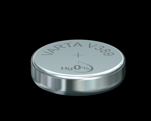 Varta Watch V389 SR54 1,55 V Uhrenbatterie High Drain 81mAh (1er Blister)