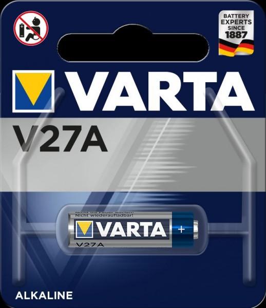 Varta Electronics V27A MN27 Fotobatterie 12V (1er Blister)