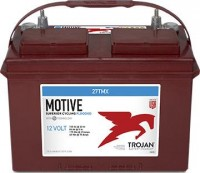 Trojan 27TMX 12V 105Ah Deep Cycle Traktionsbatterie UT-Anschluss