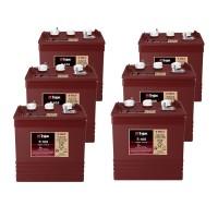 Ersatzakku für Zefer Arbeitsbühne ZLS-15HC 36V Akku - Batterie (Set)