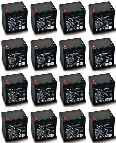 Ersatzakku für APC Smart-UPS RT SURT6000RMXLI RBC44 RBC140