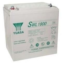 Yuasa SWL1800 55Ah (10h) mit 1800 Watt 12V Bleiakku SWL-Serie AGM Akku