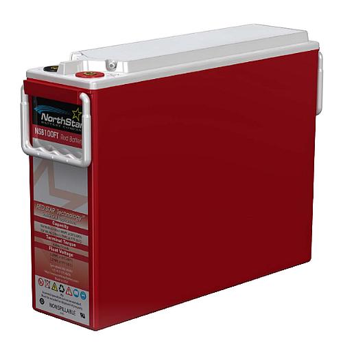 Northstar Red NSB 60FT HT-High Temperature 12V 59Ah (10h) AGM Batterie