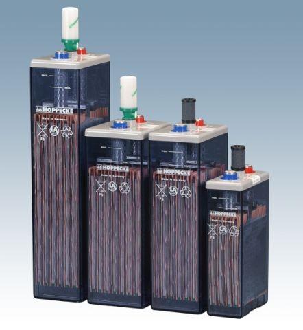 Hoppecke Grid Power VL 2-215 4 OPzS 200 2V 213Ah (C10) geschlossene Blockbatterie