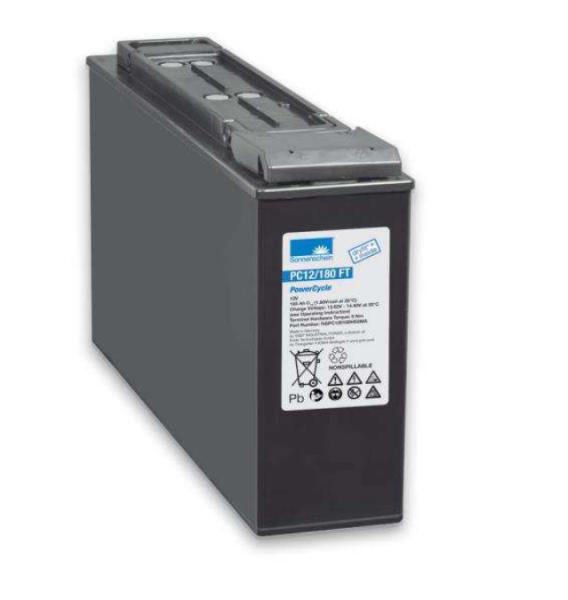 Exide Sonnenschein PowerCycle PC12/180 FT dryfit Blei Gel Blockbatterie 12V 180Ah (100h) VRLA
