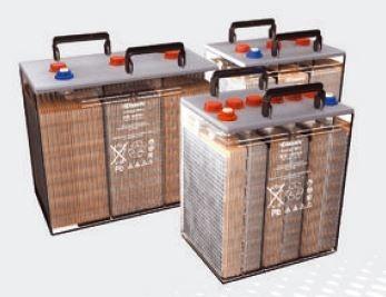 Exide Classic Energy Bloc EB 6240 Bleibatterie 6V 237Ah für USV