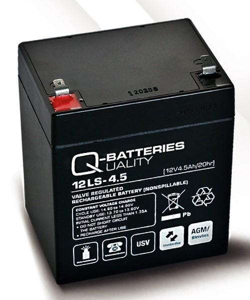 Ersatzakku für Eaton Powerware USV-Anlage 3105 350VA, 500VA, 700VA
