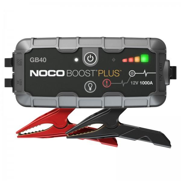 Noco Genius Booster GB40 Starthilfegerät 12V 1000A Gefahrgut nach UN3480 Lithium Batterien!