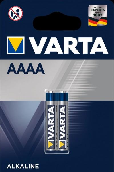 Varta Electronics AAAA Batterie Mini (2er Blister)