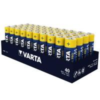 Varta Industrial Pro Mignon AA Batterie 4006 40 St. (Tray)