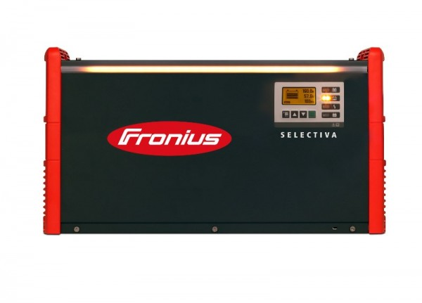 Fronius SELECTIVA 8090 Hochfrequenzladegerät 80V 90A (ohne Ladestecker)
