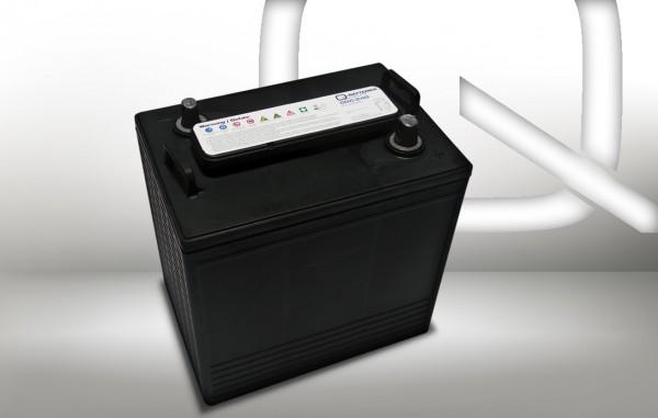 Q-Batteries 6DC-240 6V 240Ah Deep Cycle Traktionsbatterie