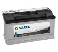 VARTA F6 Black Dynamic 12V 90Ah 720A Autobatterie 590 122 072