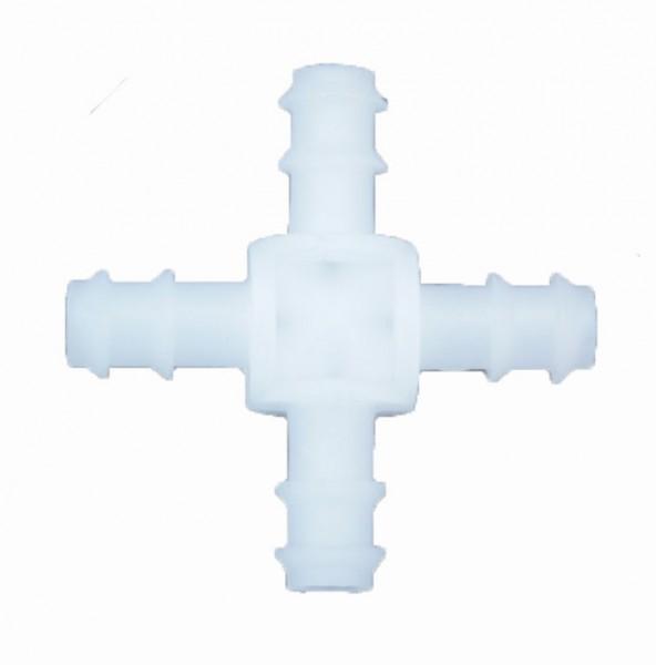 Aquamatik Kreuz-Stück 6/6/6/6mm