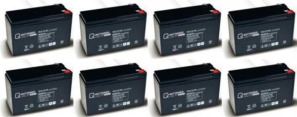 Ersatzakku für APC Smart-UPS DL5000RMI5U RBC12 RBC 12 / Markenakku mit VdS
