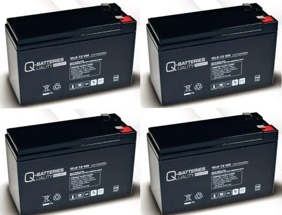 Ersatzakku für AEG Protect B. 2000 USV-Anlage