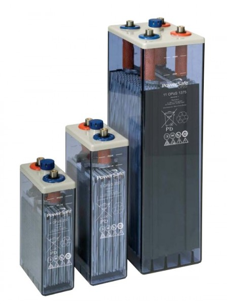 Hawker Enersys PowerSafe 5 OPzS 350 2V - 390Ah (10h) Einzelzellen