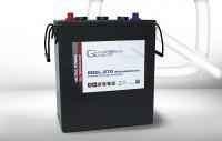 Q-Batteries 6GEL-270 Antriebsbatterie 6V 270Ah (5h) 310 Ah (20h) wartungsfreier Gel-Akku VRLA
