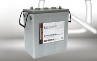 Q-Batteries 6TTB-290EU 6V 290Ah (C20) geschlossene Blockbatterie, positive Röhrchenplatte
