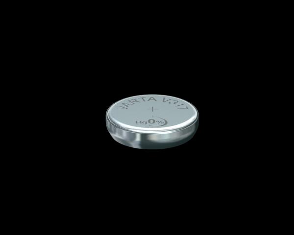 Varta Watch V317 SR62 1,55 V Uhrenbatterie 13mAh (1er Blister)