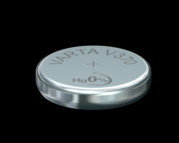 Varta Watch V370 SR69 1,55 V Uhrenbatterie High Drain 30mAh (1er Blister)