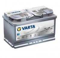 VARTA F21 Silver Dynamic AGM 12V 80Ah 800A Autobatterie Start-Stop 580 901 080