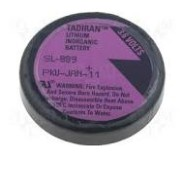 Tadiran SL-889/P ER-1/10D Industriezelle Lithium-Thionylchlorid 3,6V 1000mAh 6,2x33,0 (HxØ/mm) UN309