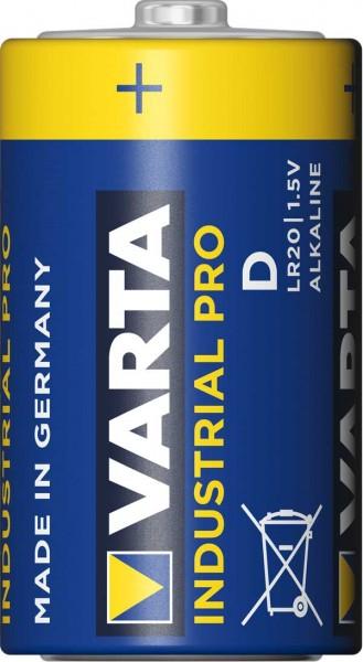 Varta Industrial Pro Mono D Batterie 4020 (lose)
