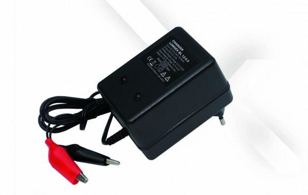 Longex BL 12-0,5 Ladegerät für Bleiakkus 12V - 0,5A Ladestrom IU0U Ladekennlinie