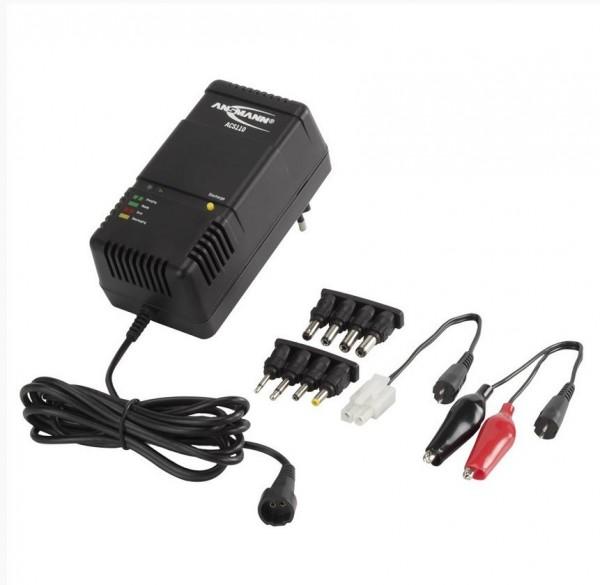 Ansmann ACS 110 Ladegerät für Akku Packs 1,2 - 12 V