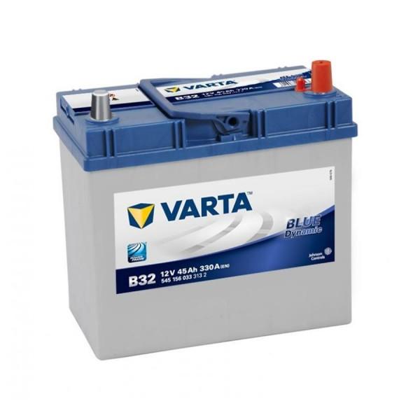 VARTA B32 Blue Dynamic 12V 45Ah 330A Autobatterie 545 156 033