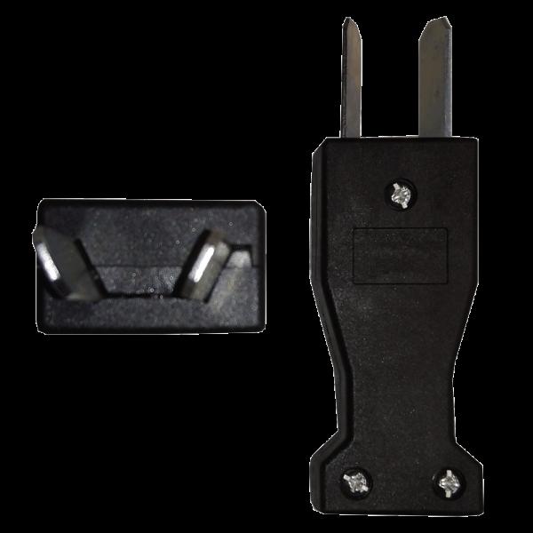Golfcart Stecker 2pin für E-Z-GO / Club Car 36V 48V