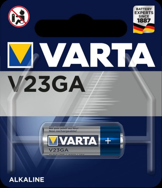 Varta Electronics V23GA MN21 Fotobatterie 12V (1er Blister)