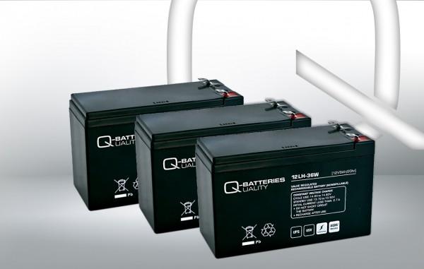 Ersatzakku für Best Power B610 1000VA USV-Anlage