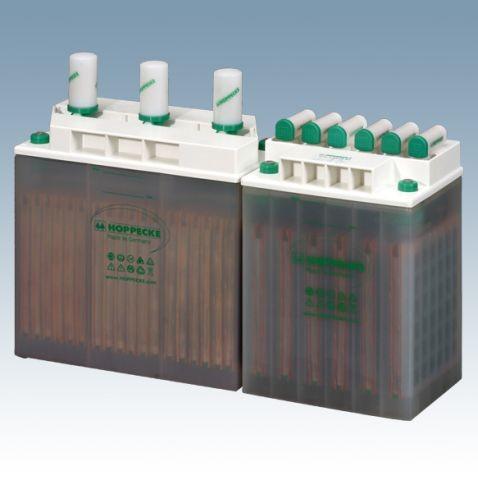 Hoppecke grid power V L 12-50 gug 1 OPzS 50 12V 50Ah geschlossene Bleibatterie