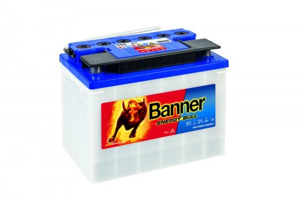 Banner Energy Bull 72Ah (20C) Semitraktions-Akku Antrieb- und Beleuchtung 955 51