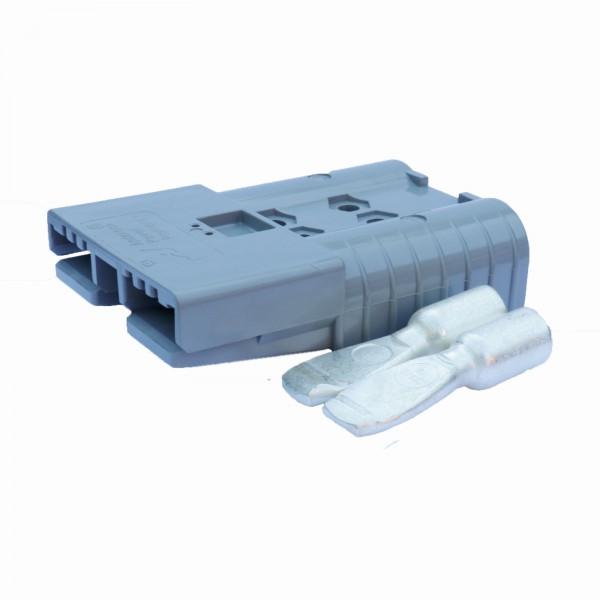 Anderson Flachstecker SBE 320A grau, Stecker inkl. 2 Hauptkontakte, 36V, 50mm² (oder ähnlich Anderso