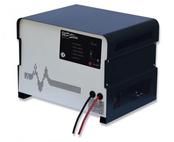 Q-Batteries Gabelstapler- Ladegerät 50Hz 24V 60A 3-phasig ohne Netz- und Batteriestecker
