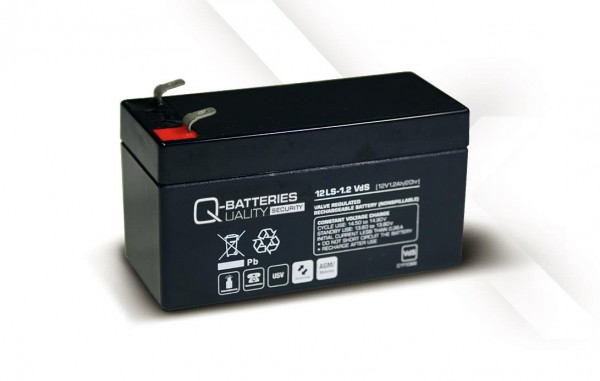 Ersatzakku für APC Back-UPS ES BE325 (c,r,t,u) RBC35 RBC 35 / Markenakku mit VdS