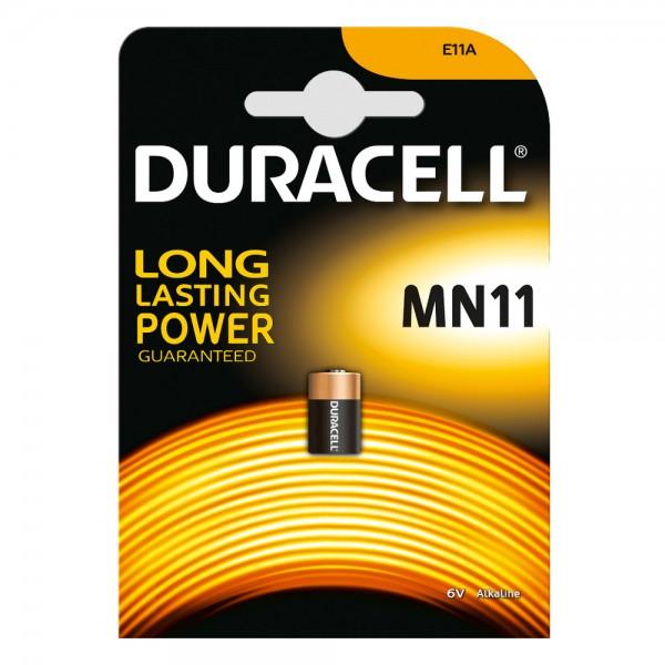 Duracell MN11 Alkaline Batterie 6V (1er Blister)