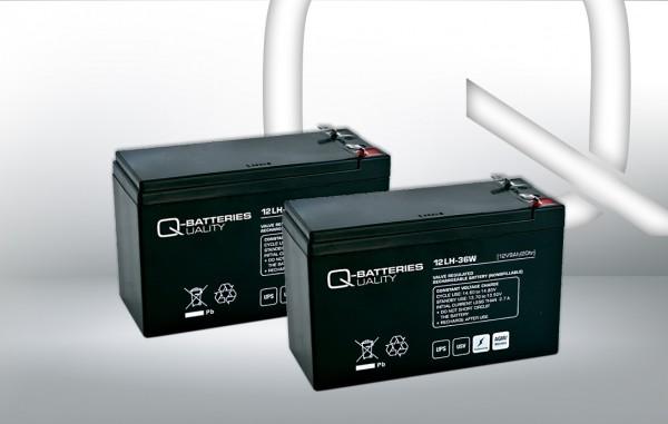 Ersatzakku für Best Power B610 700VA USV-Anlage