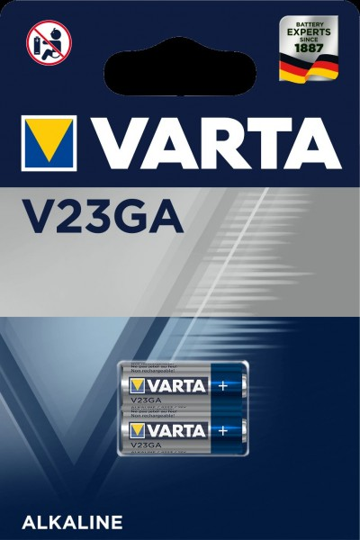 Varta Professional Electronics V23GA MN21 Fotobatterie 12V (2er Blister)
