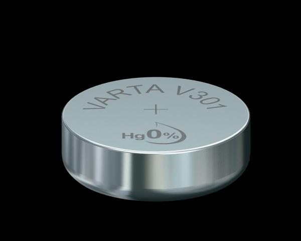 Varta Watch V301 SR43 1,55V Uhrenbatterie 95mAh (1er Blister)