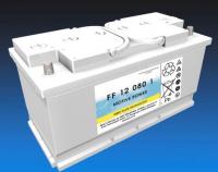 Exide Classic FF 12 080 1 Antriebsbatterie 12 Volt 80 Ah (5h) drivemobil Traktionsbatterie