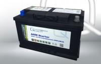 Q-Batteries Starter- und Versorgungsbatterie AGM 580 01 12V 80Ah 800A
