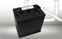 Q-Batteries 6DC-260 6V 260Ah Deep Cycle Traktionsbatterie