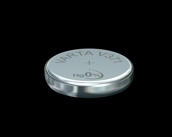 Varta Watch V371 SR69 1,55 V Uhrenbatterie 35mAh (1er Blister)