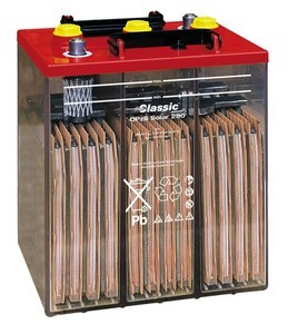 Exide Classic OPzS Solar Block OPzS Solar 280 6V 280Ah